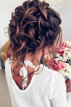 Wedding hairstyles for long hair are huge in number, which makes it not so easy to choose the ideal variant. See our collection of the best hairstyles.