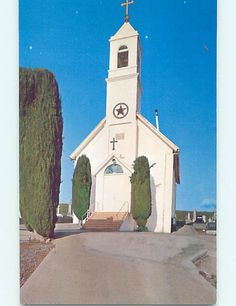 Unused Pre 1980 Church Scene Jackson California CA L4122 | eBay