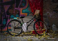 The bicycle. Asia, Bicycle, Beijing China, Painting, Travel, Street, Bike, Viajes, Bicycle Kick