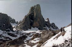Picu Urriellu (refugio) Picos de Europa