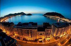 San Sebastian / Donostia. Basque Country.Spain