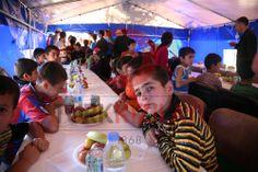 Türk Kızılayı Suriye de