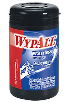 Abrasive Wet Wipes Wypall: WYPALL Heavy Duty Hand Cleaning Wipes