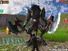 Lexios - 3D Action Battle Game  Android Game - playslack.com , Lexios - 3D Action Battle Game is an awesome action with components of RPG, which combines the non-stative gameplay, absorbing plot and superb graphics. RPG components allow you to create an exclusive character, find him fit characteristics, etc. And an action part will let you education non-stative fights and fights. The game takes point in an imagination world matching  our area Ages. You have to create your character and take…