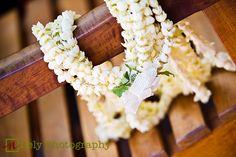 Pikake bridal lei...Pikake is the Hawaiian wedding flower