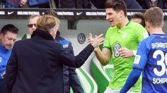Dreamteam schafft Fußballmärchen: Wolfsburg vertraut auf Gomez und Jonker