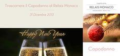 Happy New Year 2014 - Ready to party @ Relais Monaco?
