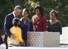 PBO has always been surrounded by strong women.  His mother, grandmother, wife, daughters and mother-in-law.