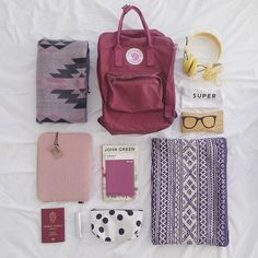 My hand luggage essentials | by ingridesign