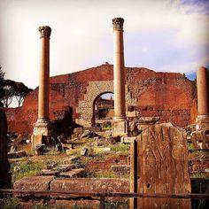 Palatino - Roma/Itália --------------------------------------------Um museu a céu aberto! by meumundodicas