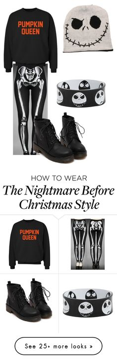 """""""Pumpkin Queen"""" by weirdo-101 on Polyvore featuring CO"""