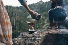 we love our nature, we love our coffee