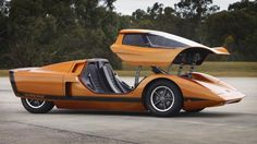 1969 Holden Hurricane Concept Car by Auto Clasico, via sport cars sports cars cars cars vs lamborghini Luxury Sports Cars, Corvette C3, Chevrolet Corvette, Retro Cars, Vintage Cars, 1960s Cars, Vintage Photos, Holden Hurricane, Garages
