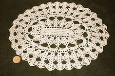 Vintage Crochet Doilie