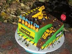 construction cake ideas images - Yahoo Search Results