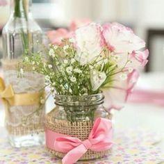 centro de mesa casamento] garrafa - Pesquisa Google