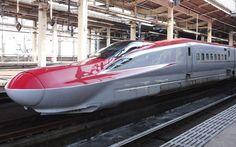E7 Series Shinkansen (Hokuriku high speed train)