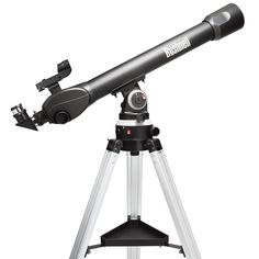 Bushnell - Voyager(R) Sky Tour? x Refractor Telescope x LCD handset Illuminated smart mount LED red dot finderscope for fast positioning S Distance Focale, Nikon, Bushnell Binoculars, Telescopes For Sale, Lead Acid Battery, Module, Rifle Scope, Stargazing, Shopping