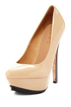 L.A.M.B. Dolores Solid Platform Pump  PumpWomen #Shoes
