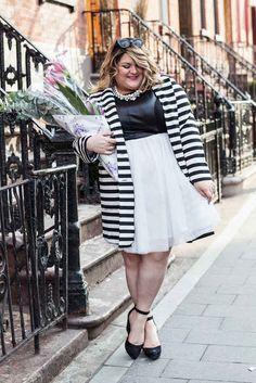 Nicolette Mason | 7 Incredible Plus Size Fashion Bloggers You Should Be Following