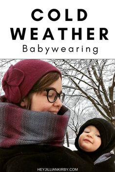 Fall and Winter Babywearing Products I Can't Wait to Try | Hey Jillian | Your Internet Mom Friend | Self Care For Real Life