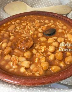 Pastel de berenjenas y calabacines - Divina Cocina