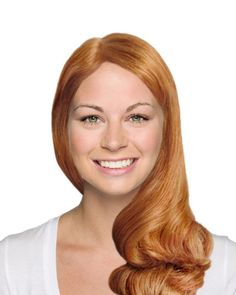 I'm thinking of making a change. I just tried out Jessica Chastain's hair. Should I make it official?