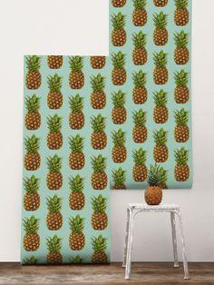 Você também pode comprar na versão abacaxi. | 20 itens de decoração para quem ama ser tropical