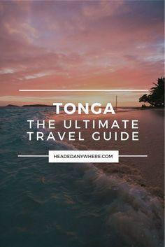 The Ultimate Tonga Travel Guide