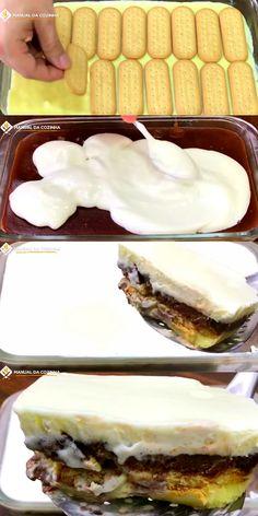 MARIDO GELADO – ESPUMA GELADA #maridogelado #husband #sobremesas #cozinha #receita #receitafacil #receitas #comida #food #manualdacozinha #aguanaboca #alexgranig