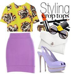 Wear a Crop Top