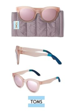 Check out my post about TOMS Sale! #TOMS #Sunglasses #shades #pink #TOMSshoes #ethicalfashion #womensfashion #fashion #pinksunglasses