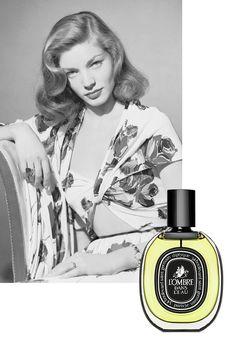Lauren Bacall: Diptyque L'Ombre Dans L'Eau