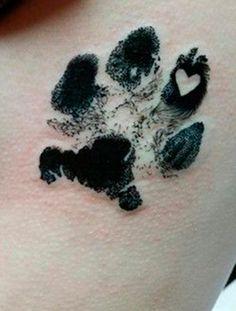 Tatuajes para los amantes de los gatos