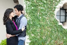 Uptown Engagement Session