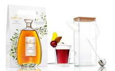 Tea Infuser & Carafe by Hennessy and Théodor 1 -