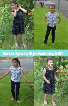 Kids Fashion  Love of Horses  Featuring Next Sylvia's Style It's no secret that my daughter loves animals. Her favourite has to be a dog closely followed by horses. Last year we were gifted a second hand Next… View Post