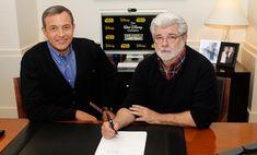 Disney adquirió Lucasfilm por 4 mil millones de dólares y planea lanzar episodio 7 de Star Wars en 2015.