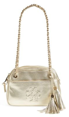 Tory Burch metallic leather cross body bag  http://rstyle.me/n/jg32zpdpe