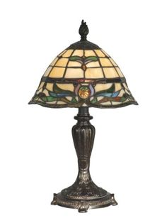 Dale Tiffany TT10087 Tiffany Table Lamp, Fieldstone and A... http://www.amazon.com/dp/B004DGJT18/ref=cm_sw_r_pi_dp_2Nwqxb04ZHHYM