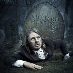 Richard Herring - Were All Going to Die!  #comedy