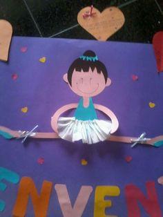 Bailarina para cartel