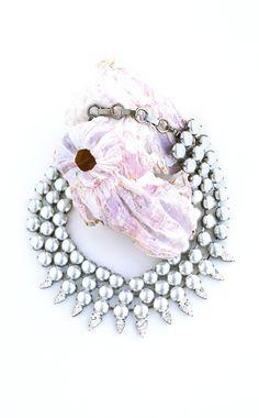 The Lorelai Pearl Collar