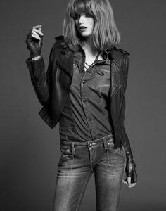 Abbey Lee Kershaw #the2bandits  #lookswedig