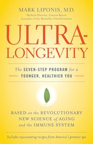 Dr. Mark Liponis, second book, about inflammation and longevity
