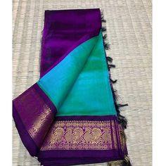 Pattu Sarees Wedding, Wedding Saree Blouse Designs, Pattu Saree Blouse Designs, Wedding Silk Saree, Saree Blouse Patterns, Banaras Sarees, Silk Saree Kanchipuram, Saree Color Combinations, Latest Silk Sarees
