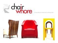 A blog about chairs and nothing else