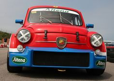 Scorpion sting Starring: FIAT Abarth 1000 tc (by ronaldligtenberg)