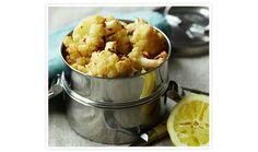 Roast Cauliflower with Chili, Garlic, Capers & Lemon | goop.com