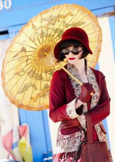 Miss Fisher's Murder Mysteries.